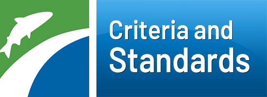 Criteria and Standards Link