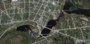 Hunts Pond Dam Project, LIHI #125