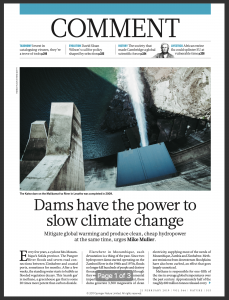Dams have the power to slow climate change Thumbnail Image