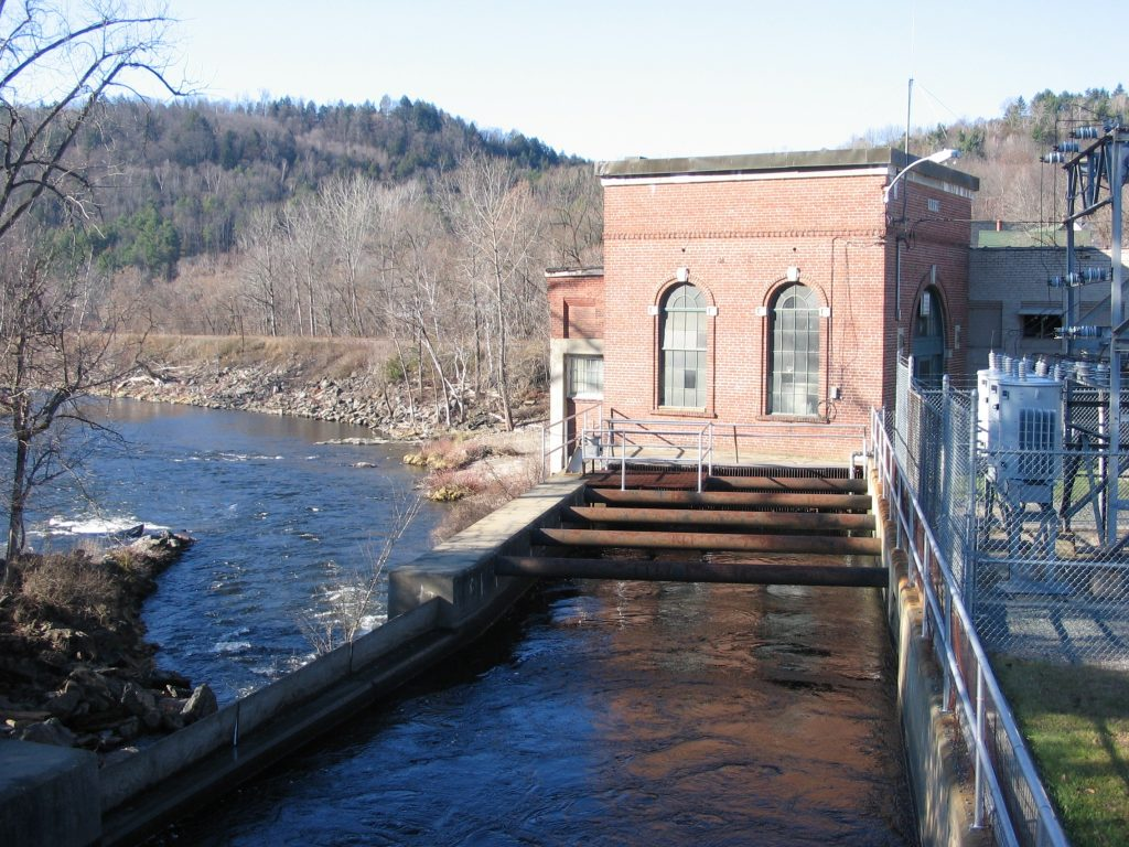 Passumpsic powerhouse