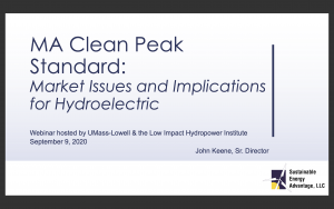 Clean Peak Standard Panel Image - John Keene