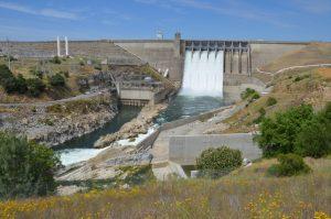 Folsom Dam, CA