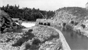 Original Folsom Dam